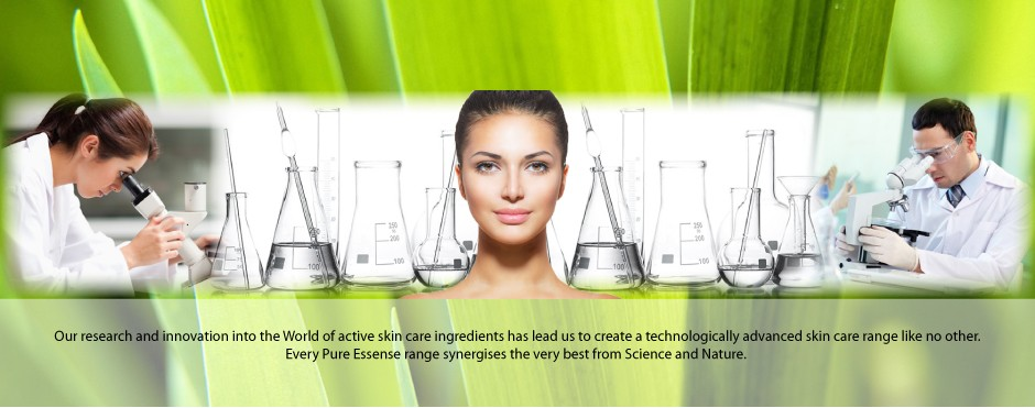 03 – Natural Science of Pure Essense Products