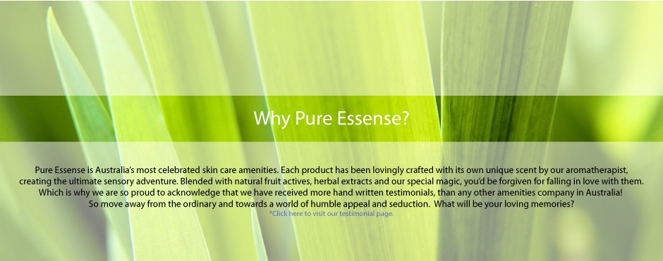 02 – Why Pure Essense?
