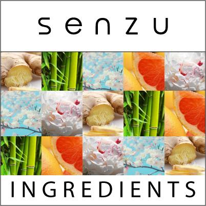Senzu Active Ingredients
