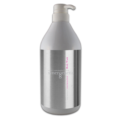 Synergenetic  Body Wash 1 Litre Pump Bottle